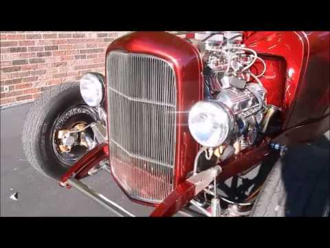 1929 Ford Model A Roadster for sale Old Town Automobile in Maryland