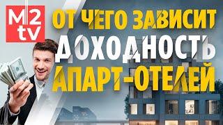 Инвестиции в апартаменты что влияет на доходность Апарт отели в Москве Санкт Петербурге и России