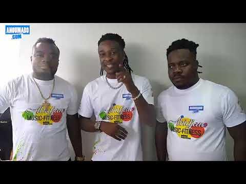 Abidjan Music-Fitness | Le groupe  Révolution parle du 04 Août...