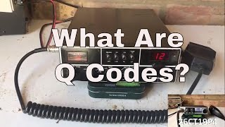 What Are Q Codes?