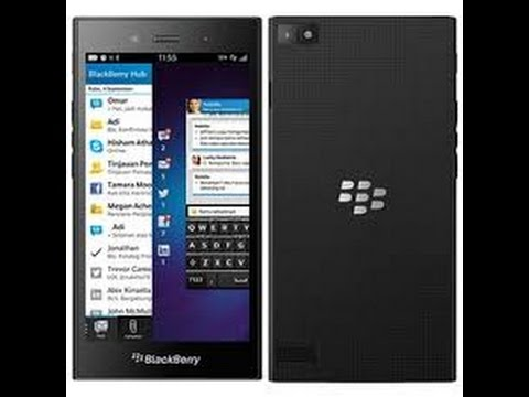 Fix Blackberry Z3 upgrade os with Backberry Link