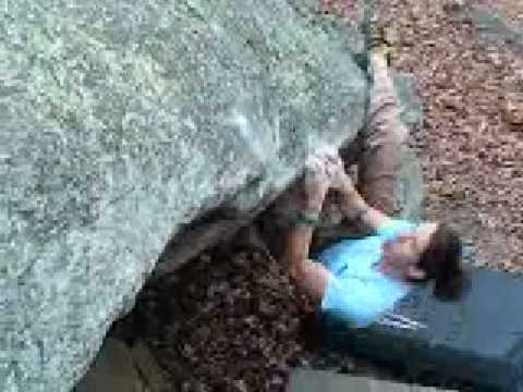 bouldering poplar tent & bouldering poplar tent - YouTube
