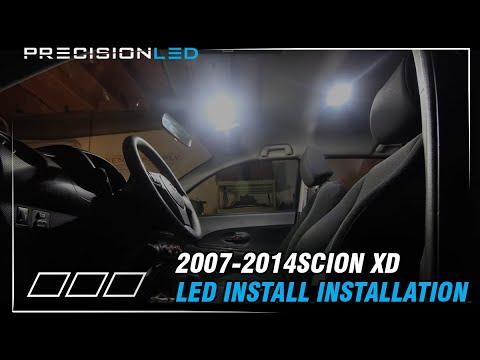 Map Light Led Installation