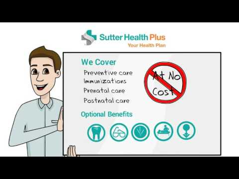 Brokers See Value in Sutter's HMO, Sutter Health Plus