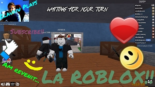 NOI AM REVENIT IN ROBLOX!!| Roblox