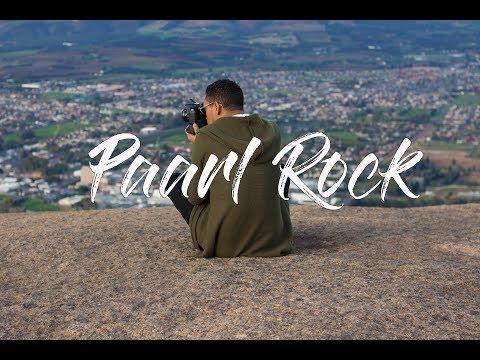 Paarl Rock Drone Flight