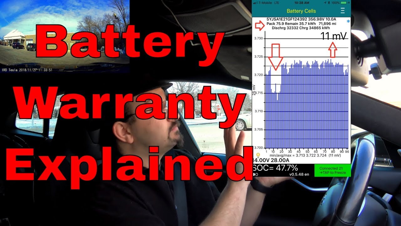 Tesla Battery Replacement Requirements Explained