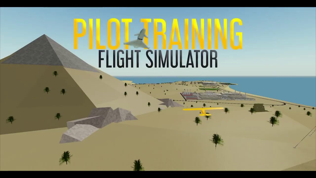 Pilot Training Flight Simulator Trailer