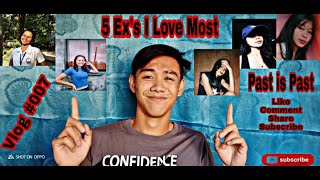 My Top 5 Ex's I Love Most| Gone Emotional| Plus GIVEAWAY MECHANICS| Vlog #007| John Mark Vlog's