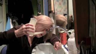 Die Nasenspülung