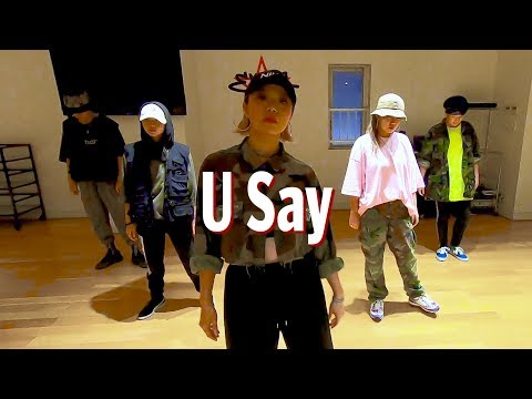 U Say(ft.6lack) By The Bonfyre / YOU Choreography