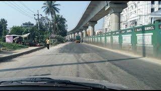Namma Metro Kanakapura Road Phase 2 Construction