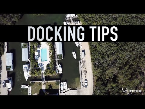 How To Dock Your Boat (Quick & Simple Way)