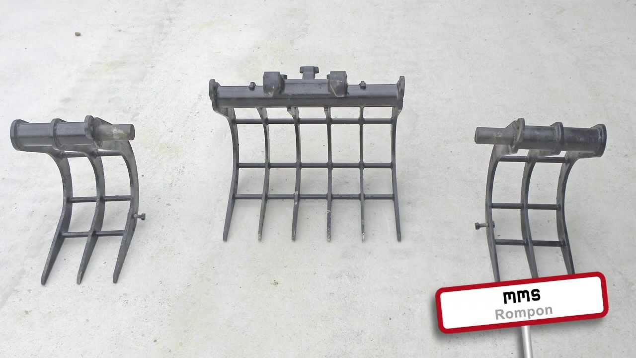 godet rateau scarificateur rallonges amovibles mms. Black Bedroom Furniture Sets. Home Design Ideas