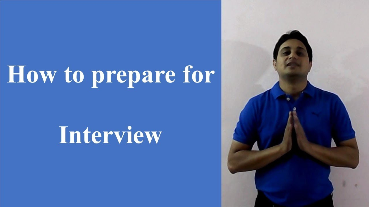 Interview Tips In Hindi How To Prepare For Job Interview Youtube