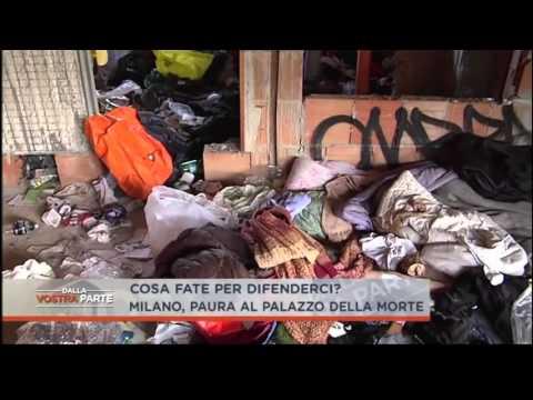 IL DEGRADO NELLA #MILANO DI #PISAPIA