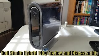Dell Studio Hybrid 140g Review and Disassembly (Video Request From chrisstv1979)