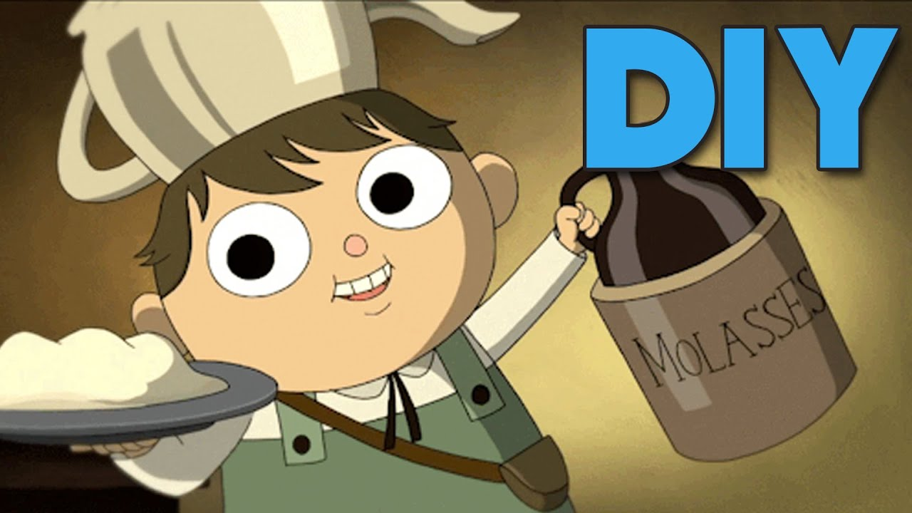 How to make potatoes and molasses from over the garden - Watch over the garden wall online free ...