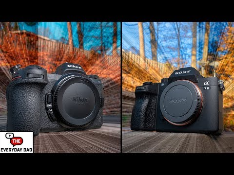 Nikon Z6 Vs Sony A7III!  What's The BEST Full Frame Video Camera?!
