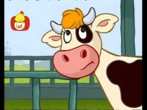 Quảng cáo con bò với nhạc hay cho bé ăn