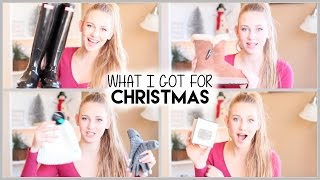 What I Got For Christmas! Thumbnail