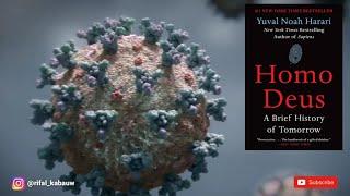 HomoDeus \\u0026 Hipotesis Virus Masa Depan - Sapiens