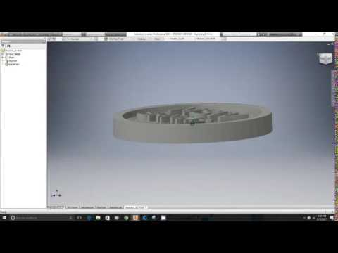 Exporting STL files from Autodesk Inventor