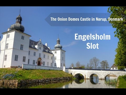 Engelsholm Slot Castle in Denmark