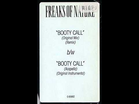 Freaks Of Nature - Booty Call (Remix) 1994