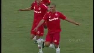 Goiás 2 x 3 INTER - Sportv - Golaço 2 Walter - 2ª Rodada - Brasileirão 2010 - 16/05/2010