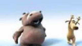 Бегемотик и собака (танец)