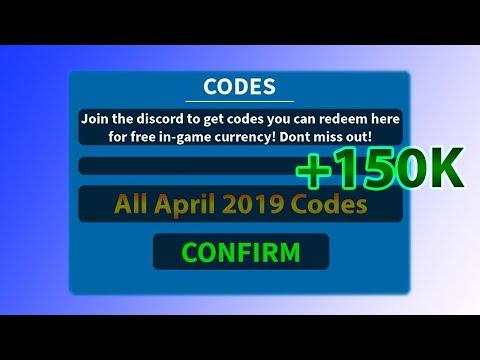 All Boku No Roblox Remastered Codes *+125K CASH!!* | April 2019