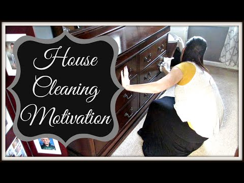 House Cleaning Motivation {Daily Vlog}