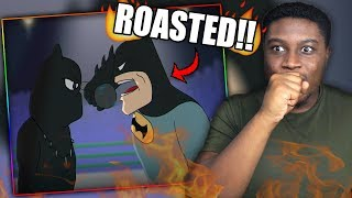 BATTLE OF THE BILLIONAIRES! | Black Panther vs Batman - Cartoon Beatbox Battles Reaction!