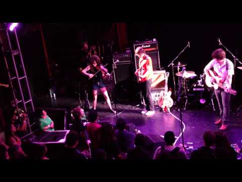 "Trapper Schoepp & The Shades, ""Tracks"" live at Troubadour in LA, 8/2/12"