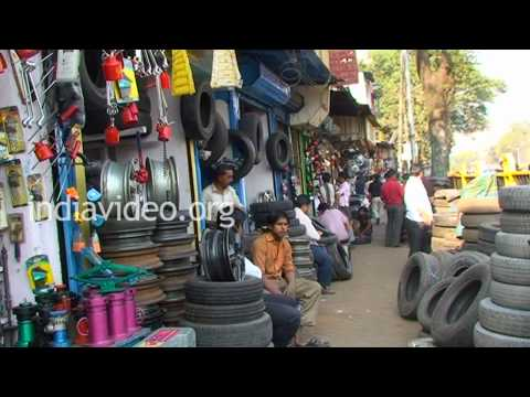 Roadside Shops, Kolkata, West Bengal
