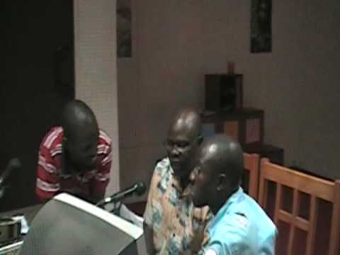 CHIEF RICHARDSON RADIO INTERVIEW IN ABEKUTA-OGUN STATE