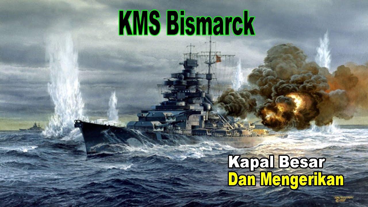 Kapal Perang Jerman yang Baru Bisa Tenggelam Dengan Pengeroyokan