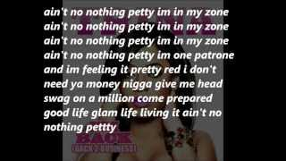 Trina - Petty Lyrics