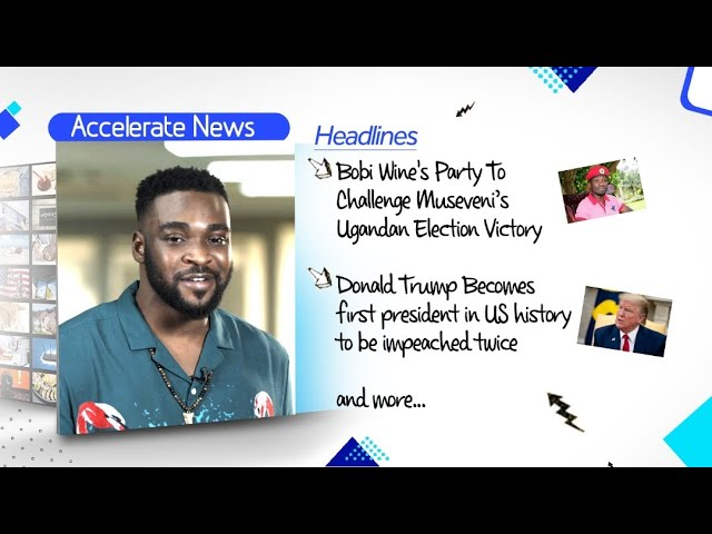 Bobi Wine To Challenge Musteveni's Victory, Dr Dre Discharged From The Hospital & More! 🗞