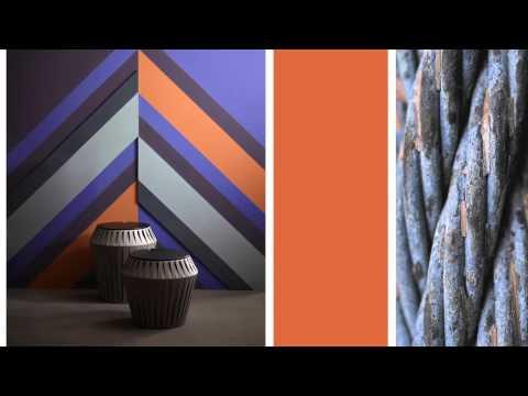 Colour Trends Autumn/Winter 2015 - Stitch - Interior Paint Ideas