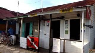 Bocas del Toro Town Scooter SurfCali Tour of Isla Colon -  Panama