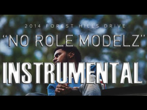 No Role Modelz - J Cole *INSTRUMENTAL* (Free DL)