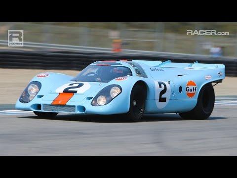 REUNION: Porsche 917K Visor Cam