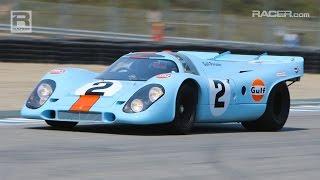 Porsche 917K 2016 Videos