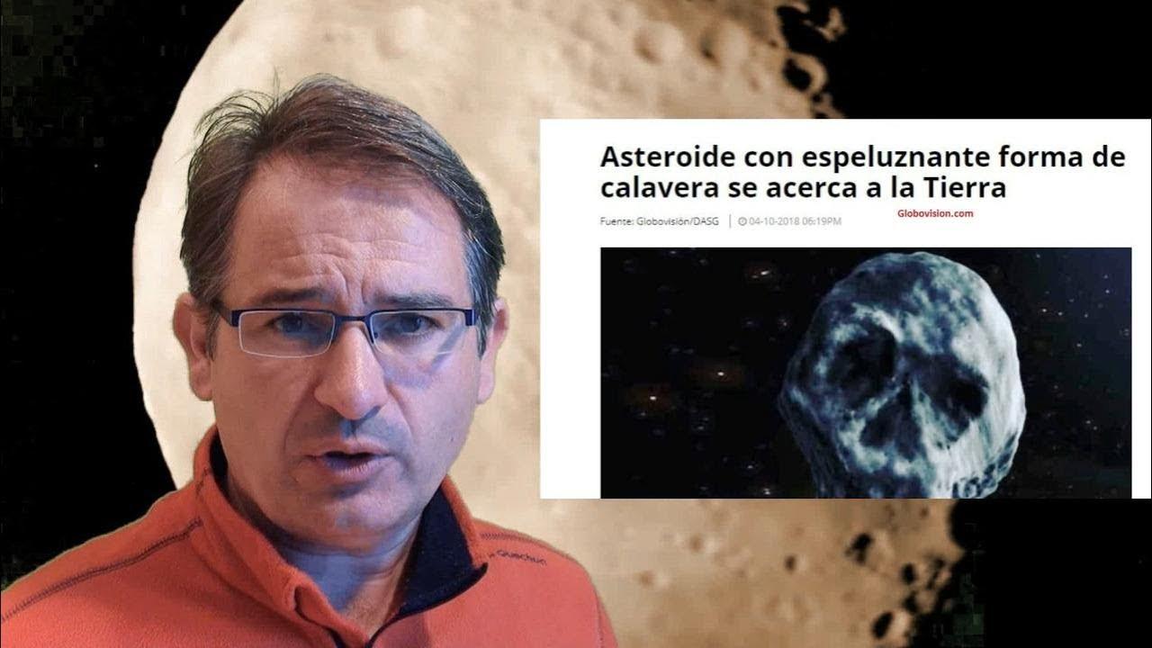 La VERDAD sobre Asteroides Potencialmente Peligrosos y las TONTERÍAS que publican algunos medios