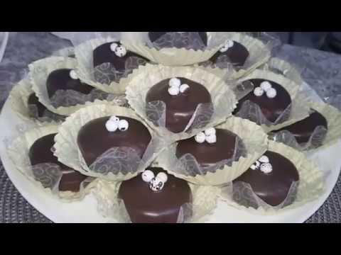 مطبخ-ام-وليد---حلويات-العيد-2021---حلوة-الكابريس-و-الشوكولا---oum-walid-gateau-2021