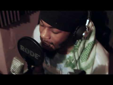 Boomin-N-Bunkin freestyle (in-studio) | Purple Wall Street