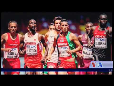 Rio 2016 Olympic Games afghanistan preparation report BY VOA Waheed Faizi
