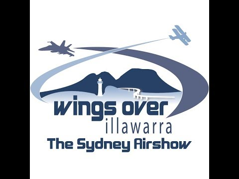 Wings Over Illawarra 2018 - Live Stream 6 May
